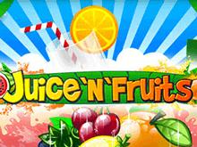 Играйте в Juice'N'Fruits: в Вулкан Платинум игровые автоматы на деньги