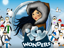 Играйте в игровой автомат Icy Wonders с лучшими бонусами