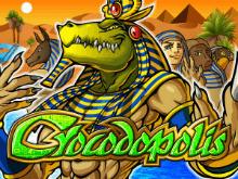 Игровой аппарат Крокодополис — начните играть онлайн и заберите приз уже сегодня!