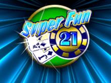 Super Fun 21 – карточный игровой автомат, который можно запустить онлайн