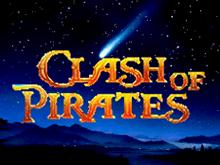 Clash Of Pirates – виртуальный видео-слот для удачливых игроков