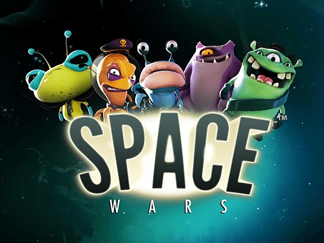 Игровой слот Космические Войны